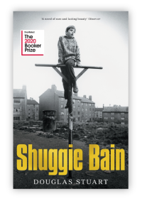 Shuggie Bain : Winner of the Booker Prize 2020