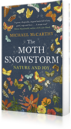 The Moth Snowstorm : Nature and Joy