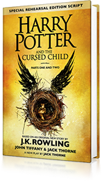 Harry Potter and the Cursed Child - Parts One & Two (Special Rehearsal Edition) : The Official Script Book of the Original West End Production Parts I & II