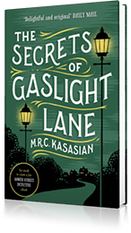 The Secrets of Gaslight Lane