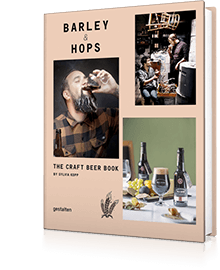 Barley & Hops : The Craft Beer Book