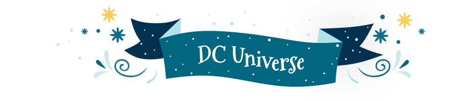 DC Universe Books & Gifts