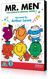 Mr. Men: The Complete Original TV Series - Series 1