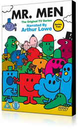 Mr. Men: The Complete Original TV Series - Series 2