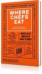 Where Chefs Eat : A Guide to Chefs' Favorite Restaurants (Brand New Edition)