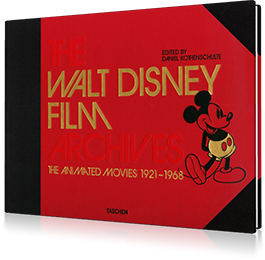 The Walt Disney Film Archives XL : The Animated Movies 1921-1968
