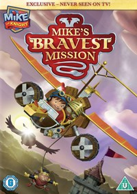 Mike the Knight: Mike's Bravest Mission, DVD
