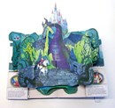 Disney Princess : A Magical Pop-Up World - Book - 1