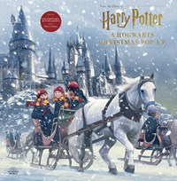 Harry Potter: A Hogwarts Christmas Pop-Up, Hardback Book