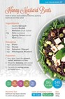 Carbs & Cals Salads : 80 Healthy Salad Recipes & 350 Photos of Ingredients to Create Your Own! - Book - 3