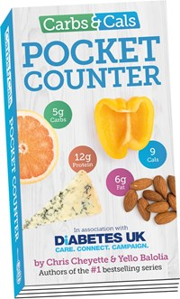 Carbs & Cals Pocket Counter, Paperback / softback Book